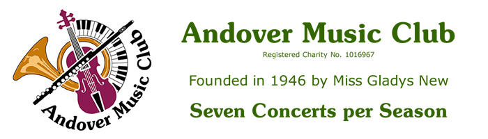Andover Music Club Banner