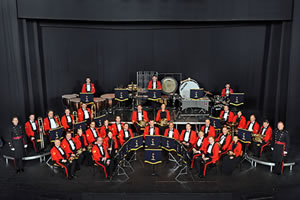 The Band of the Royal Corps of Signals